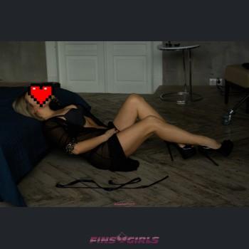 Suomen escort tyttö: Anja@kiss - 1