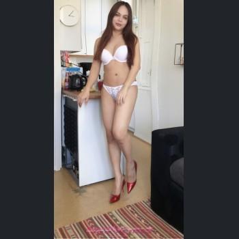 Suomen escort tyttö: Christine - 17